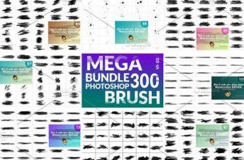 Watercolor Brush Bundle Vl 03 5746829 5