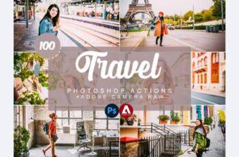 Travel Photoshop Actions 7506060 7