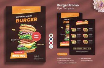 Burger Sale Flyer 6GRZ7GP 6