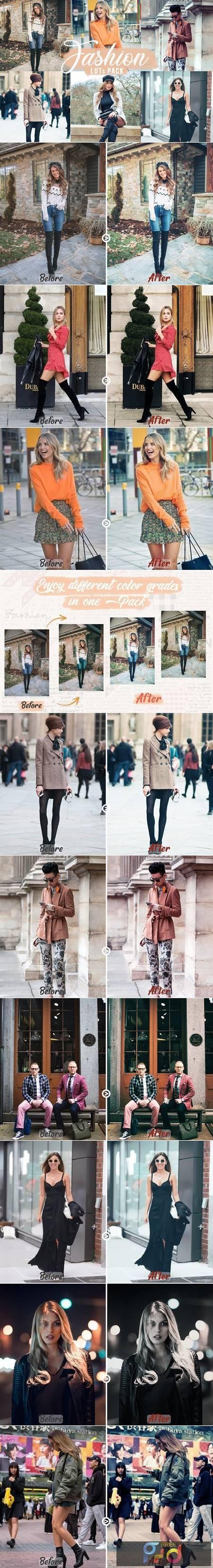 Fashion LUTs - Fashion Video filters 5749768 1