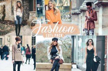 Fashion LUTs - Fashion Video filters 5749768 12