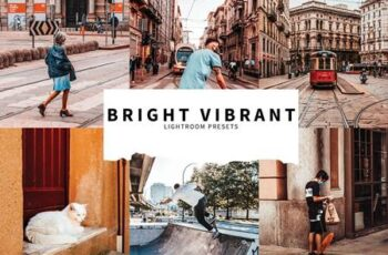 10 Bright Vibrant Lightroom Presets 5857390 4