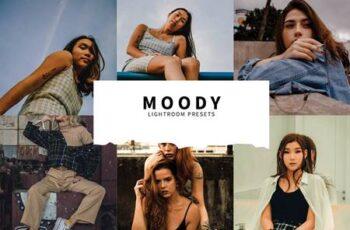 10 Moody Lightroom Presets 5857394 5