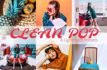 Clean Pop - Lightroom Preset Pack 5903090 5