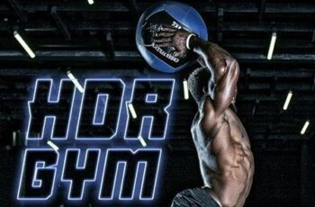 HDR GYM - Photoshop Action 29927487 7