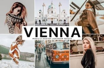 Vienna Lightroom Presets Collection 4045437 3