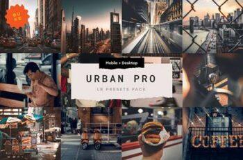 Urban Pro – 5 Lightroom Presets 5036183 7
