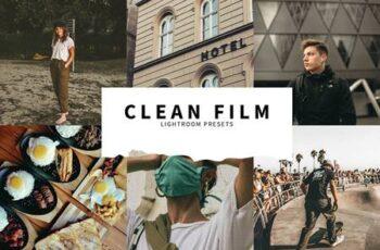 10 Clean Film Lightroom Presets 5857420 9