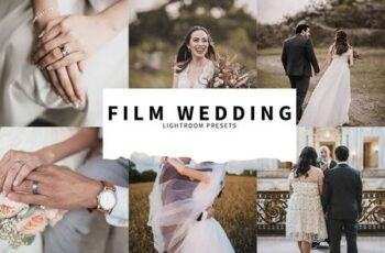 10 Film Wedding Lightroom Presets 5857406 8