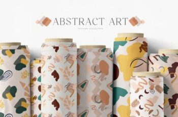 Abstract Seamless Patterns JPEG PNG 8694405 6