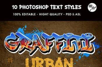 Graffiti Text Styles 30361952 6