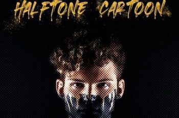 Halftone Cartoon Photoshop Action 30404744 6