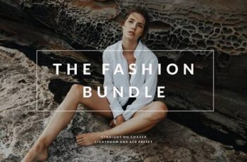 The Fashion Bundle Lightroom Presets 5750025 6