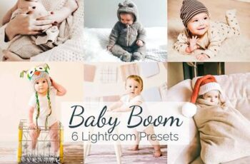 Baby Boom - Lightroom Presets Pack 5836549 6