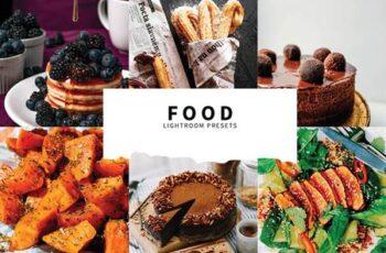 10 Food Lightroom Presets 5808533 8