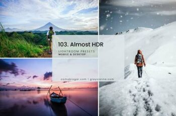 103 Almost HDR Presets 5158965 6
