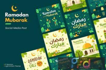 Ramadan Social Media Post Template RAP8JMH 3