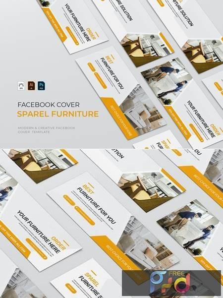 Sparel Furniture - Facebook Cover AGZTPBD 1