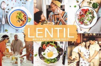 Lentil Pro Lightroom Presets 5928907 7