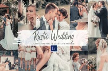10 Rustic Wedding Mobile & Lightroom 9234673 4