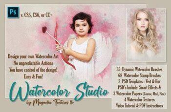 Watercolor Studio 5890487 4