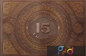 15 Rectangle & Ornamental Frames 9L7TDQY 2