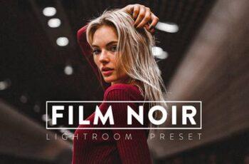 10 Film Noir Lightroom Presets 9WL4SY4 16