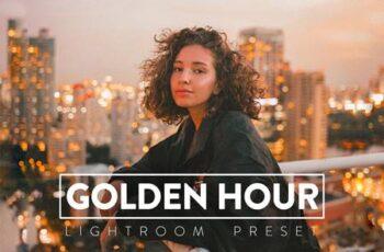 10 Golden Hour Lightroom Presets LXCWM2Y 2