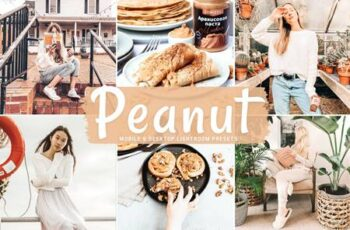Peanut Mobile & Desktop Lightroom Presets Z3NQWL3 3