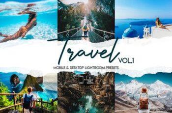 Travel Vol. 1 - 15 Premium Lightroom Presets VJVYJCL 6