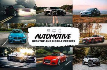 Automotive Lightroom Presets 5947175 2