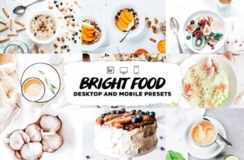 Bright Food Lightroom Presets 5953327 4