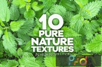 Pure Nature Textures x10 XJAQ6KG 3