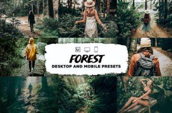 Forest Lightroom Presets 5953341 6