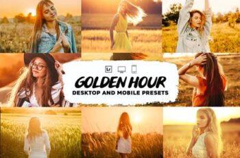 Golden Hour Lightroom Presets 5953479 4