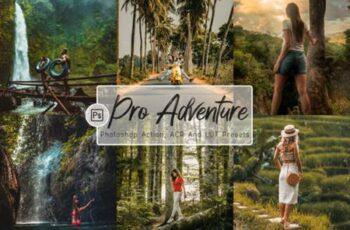 Adventure Photoshop Actions, ACR, LUT 8708727 4
