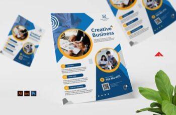 Creative Business Flyer JD6W6KV 3