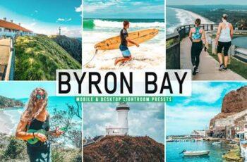 Byron Bay Mobile & Desktop Lightroom Presets UDT3HVU 5