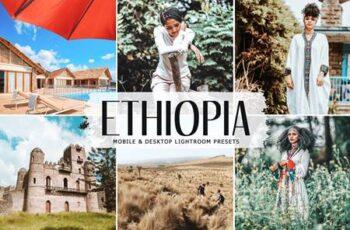 Ethiopia Mobile & Desktop Lightroom Presets 59ZDGWF 4