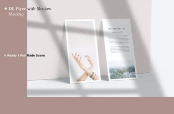 DL Flyer With Shadow Mockup 3JQX8WE 2