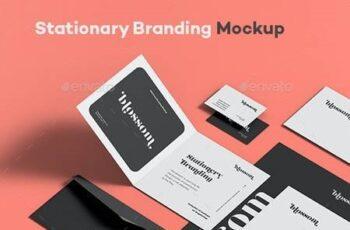 Stationary Branding Mock-up 9 30743894 11