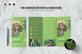 The Greenature Trifold Brochure KTEPLX6 10