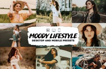 Moody Lifestyle Lightroom presets 5953558 7