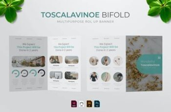 Toscalavinoe - Bifold Brochure 2FJSZNN 6