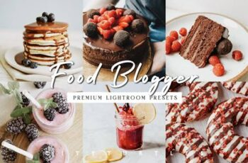 BRIGHT FOOD PHOTOGRAPHY PRESETS 5926149 6
