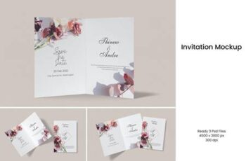 Invitation Mockup 7PTM6CG 3