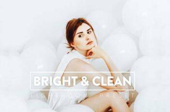 10 Bright & Clean Lightroom Presets C364A9U 6