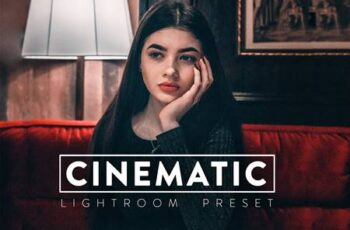 10 Cinematic Lightroom Presets ZKKDKX5 2
