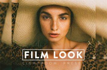 10 Film Look Lightroom Presets AP87NWL 3