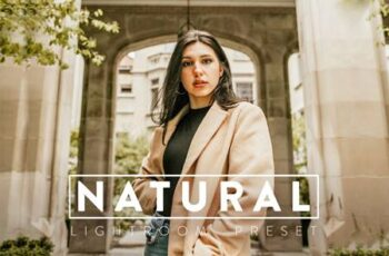 10 Natural Lightroom Presets AEZCE5J 5
